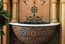 Fuentes ornamentales