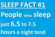Sleep Facts! / Sleep Facts from around the world...