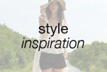 Style Inspiration / Style and Fashion that inspires us!