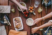 Entertaining / Table setting