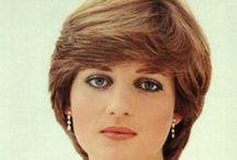 08Celebrity-Princess Diana'80s戴安那王妃 / 1861~1997~~全名黛安娜·法蘭西絲,娘家姓為史賓沙,被大眾稱為黛安娜王妃,她是英國王儲、威爾斯親王查爾斯的第一任妻子,亦是威廉王子和哈利王子的親生母親。 黛安娜出生於英國貴族家庭,是奧爾索普子爵約翰·史賓沙的第四個孩子 / by 黃 思恒