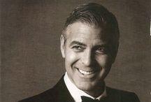 08Celebrity-George Clooney喬治·克隆尼 / 生於美國肯塔基州列剋星敦,美國演員、導演、編劇、製片人聯合國親善大使、社會活動家、時代百大人物之一,奧斯卡金像獎最佳男配角獎及法國藝術及文學勳章持有人。 / by 黃 思恒