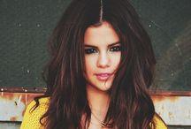 Selena Gomez / Selena Gomez  / by Ramona Lall