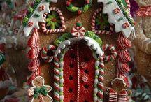 Cake X More | Christmas / Kersttaarten en cupcakes