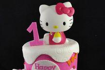 Cake X More | Hello Kitty / Hello kitty