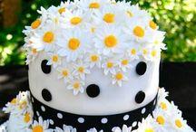 Cake X More   summerflowers
