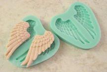 Cake X More   Angels / Engelen taart