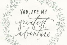 Quotes on Love / Love Quotes for blog posts