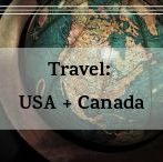 Travel · USA & Canada / Discover new places, tips, tricks and where to plan your next trip around USA & Canada!