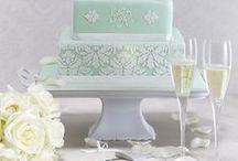 ∆ Mint Green Wedding ∆ / Inspiring wedding ideas for a pretty summer wedding! Lots of ideas in fresh Mint Green ♥