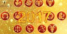 Jahreshoroskop 2017 / Hier findest Du Dein persönliches Jahreshoroskop für das Jahr 2017. Erfahre was der Kosmos für Dein Leben bereit hält.