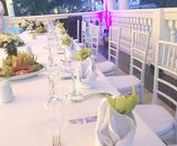 Wedding Reception Inspiration / You just got married, now it's time to paaaarty! Here are some wedding reception ideas to live your reception fantasies!