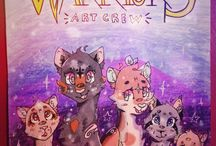 The Warriors Art Crew!!! / Hello and welcome to the WAC ^\\^  Board leader: Winter Warrior ☆ Co/leader: Sage (cinnamon) Admins: • Orange sherbert • Verity (my son)  •Rules >be kind♡ > no reposting, tracing, or stealing other people's art work✏️ > no intense swearing❌ > no chain mail > this is mainly a warriors art board but other art is acceptable > no excessive posting of read below signs > no adding or posting to any sections unless you are a board leader > report any problems to a leader/admin > have fun clan mates♡
