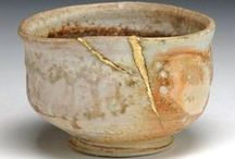 Céramique / Clay between your fingers, the anticipation of the colour, the feel and look of the glaze, ... Sends tingles