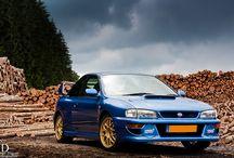 Subaru / by Chris Gross