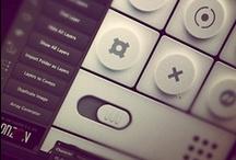 Interface / by Arkhan Ielehiah