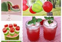 Party ideas / by Dominica Rivera