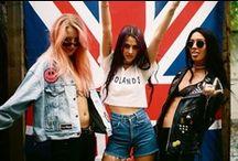Grunge, Rock and alternative style
