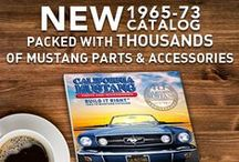 California Mustang / Drop By and Say Hello