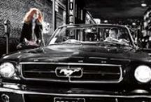 Mustang's in the Movies