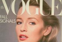 VOGUE / Vogue Magazine covers that I like  / by Renaldo Barnette
