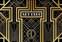 ART DECO  / by Barbara Olson
