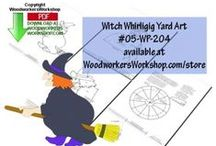Whirligig Plans at WoodworkersWorkshop®