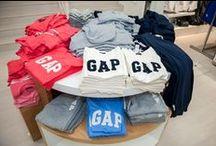 GAP / For Men's, Ladies and Children.
