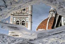 Florence / Firenze / De hoofdstad van de provicie Toscane. Op nog geen half uurtje van Partingoli.