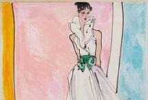 Fashion Illustration / by Renaldo Barnette