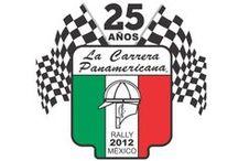 Spirit of La Carrera Panamericana / PanAm Vintage Race Cars