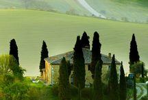 Toscane en haar omgeving / Toscane | Italie