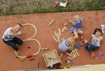Kinderen op Partingoli / Kindvriendelijk staat hoog in ons vaandel!