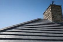 The Slate Look / House featuring roof tiles that give you the 'Slate Look' without the hefty cost of natural slate.