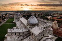 Pisa / Een van de prachtige steden vsn Toscane die je kan bezoeken als je op Partingoli verblijft.