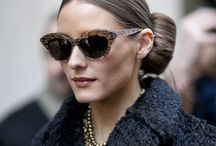 Olivia Palmero / This girl oozes style..