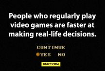 Game Related Fun Facts & Photos
