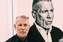 Nick Wooster / My male style crush....Mr Super Cool...