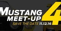 Mustang Car Shows, Meets, and Crews 2015 / Supporting and meeting the Mustang Community