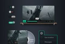 UI components / by Pablo Soler