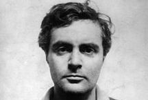 Modigliani, Amedeo Clemente / An Italian painter and sculptor who worked mainly in France. He is known for portraits and nudes in a modern style characterized by elongation of faces and figures, that were not received well during his lifetime, but later found acceptance. 12 July 1884 – 24 January 1920