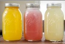 Hydrate / Stay hydrated with these healthy drink ideas!