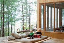 Styl eko / Domy i wnętrza w stylu eko. Po więcej zapraszamy na: http://www.werandacountry.pl/domy