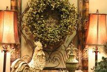 Styl włoski / Domy i wnętrza w stylu włoskim. Po więcej zapraszamy na: http://www.werandacountry.pl