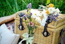 Majówka / Inspiracje na majówkę, piknik z przyjaciółmi, przyjęcie w ogrodzie lub grilla. Chcesz więcej? Zajrzyj na: http://www.werandacountry.pl/