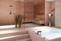 Bathrooms / Soak time