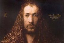 Dürer, Albrecht / German Renaissance painter, draughtsman, printmaker, naturalist, writer, and mathematician. 21 May 1471 - 6 April 1528