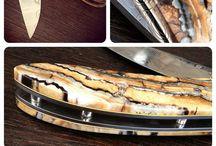 FLR knives / Handmade knives