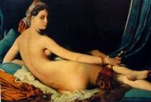 Ingres, Jean-Auguste-Dominique / Jean-Auguste-Dominique Ingres (29 August 1780 – 14 January 1867) was a French Neoclassical painter.