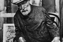"""Renoir, Pierre-Auguste / (25 February 1841 – 3 December 1919), was a French artist who was a leading painter in the development of the Impressionist style. As a celebrator of beauty, and especially feminine sensuality, it has been said that """"Renoir is the final representative of a tradition which runs directly from Rubens to Watteau."""""""